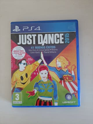 Just dance 2015 Play station 4