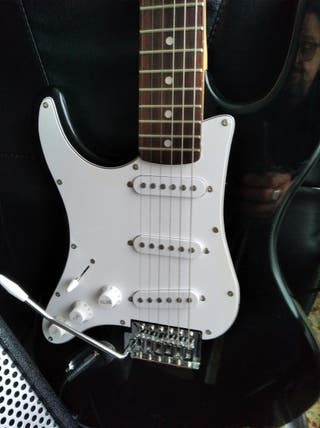 guitarra eléctrica.para zurdos(arcade)