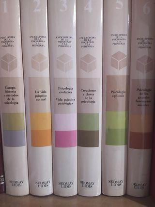 Enciclopedia Historia de la Psicología-Pedagogia