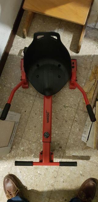 iwatkart asiento para hoverboard