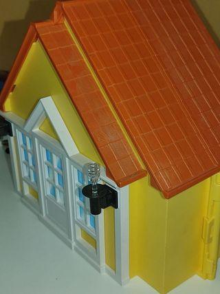 Casa Mucho Playmobil en perfil