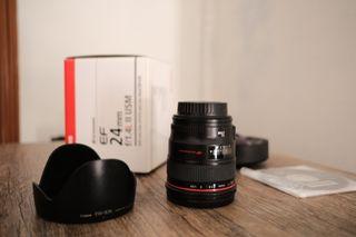 Canon 24 mm L 1.4 ii