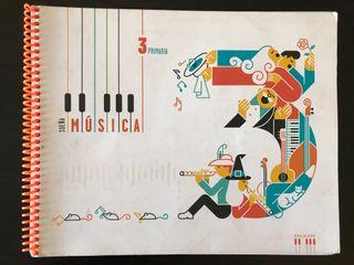 Libro Sueña Música 3 Educ. Primaria Ed. Edelvives