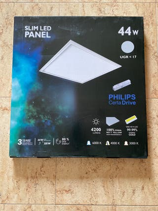 PHILIPS Panel Led 60x60 Philips (5)