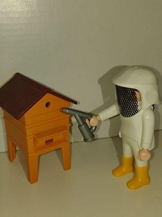 Apicultora Mucho Playmobil en Perfil