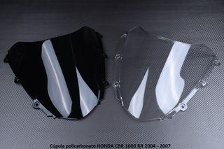Cúpula policarbonato HONDA CBR 1000 RR 2004 - 2007