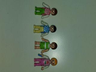 Bebes Mucho Playmobil en perfil
