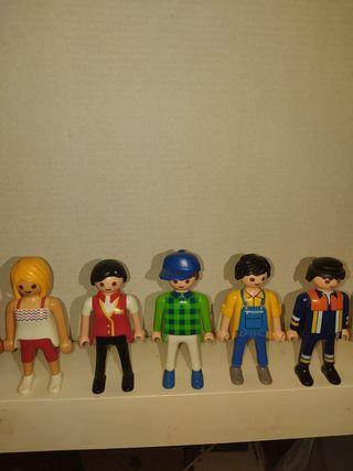 Adultos y niños Mucho Playmobil en mi perfil