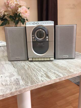Radio Cd +casete 15€ Urge vender