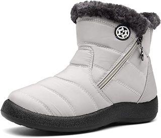 Zapatos Invierno Botas de Nieve para Mujer Ho