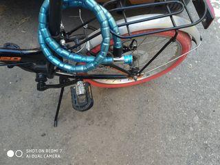 bucicleta desmontable tuneada