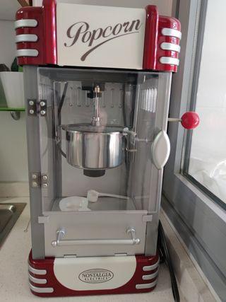 maquina de palomitas vintage de nostalgia electric