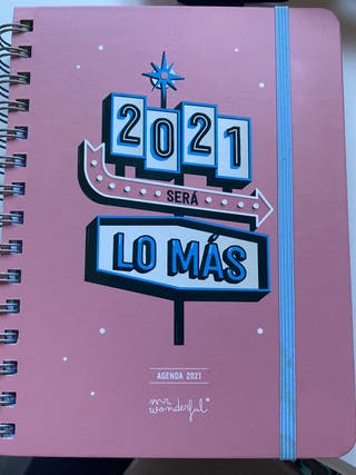Agenda Mr Wonderful 2021