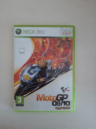Juego Moto Gp 09/10 Xbox 360