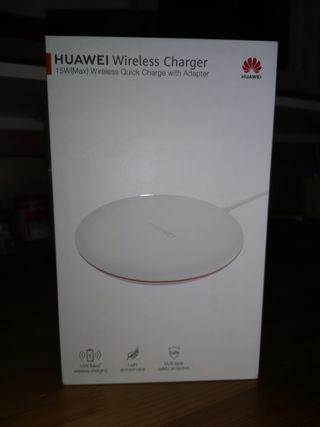 Cargador inalámbrico Huawei 15W