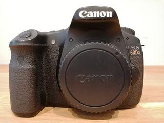 Canon EOS 60Da Camara para Astrofotografia