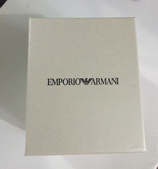 Emporio Armani Mens Watch