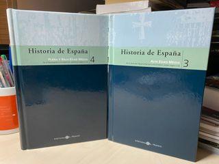 Historia de España (20 volúmenes) de Austral