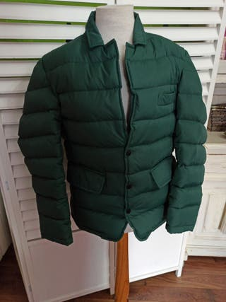 abrigo plumas Moncler