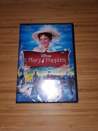 DVD Mary Poppins Disney