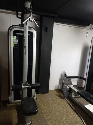maquinas de gimnasio lote