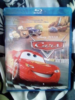 Blu-Ray Cars