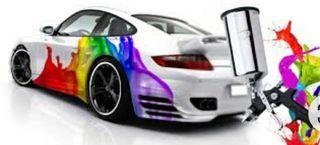 chapista pintor de coches