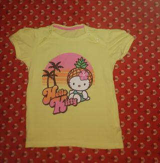 Camiseta Hello Kitty Nueva a estrenar