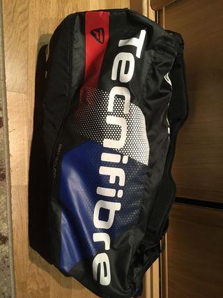 Raquetero bolsa tecnifibre 9 raquetas
