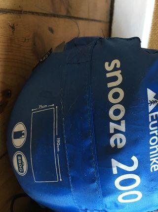 Adult sleeping bags - used once!