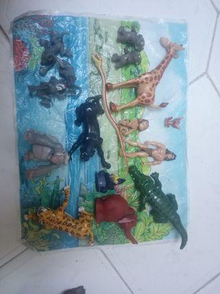 jueguetes universo El libro de la selva (Tarzán)