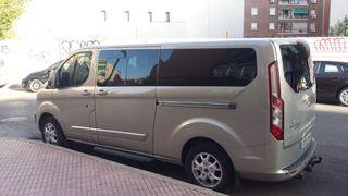 Ford Tourneo Custom 2014