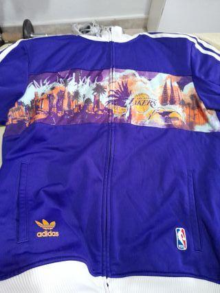 Jersey Adidas los lakers