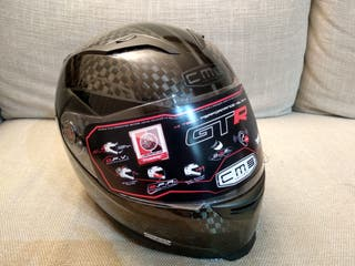 Casco GTR S CARBON RACE TECH talla L NUEVO