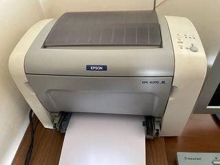 Impresora EPSON EPL-6200
