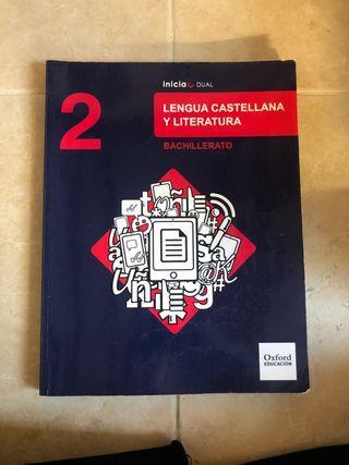 Lengua Castellana y Literatura 2do bachillerato