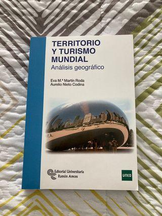 Libro UNED TURISMO. Territorio y turismo mundial