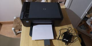 Impresora HP Deskjet F2420