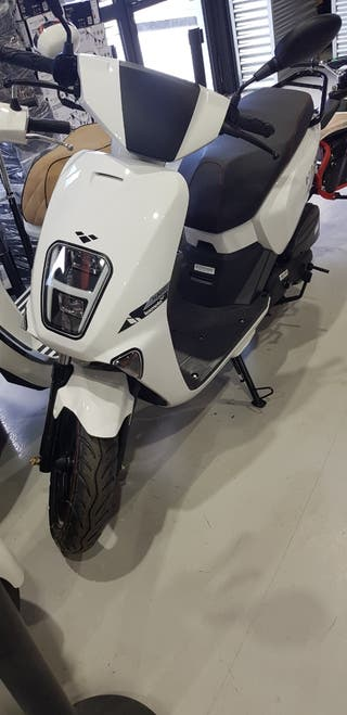 Moto 4T Euro4 49cc