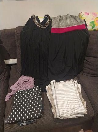 lote ropa chica S M XL verano e invierno