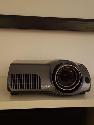 proyector cine en casa