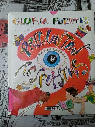 preguntas y respuestas Gloria Fuertes