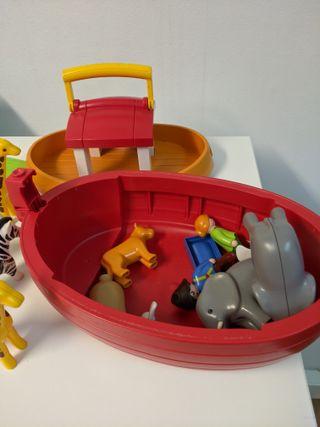 Arca de Noe Playmobil 123