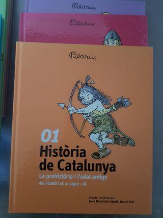 Historia de Catalunya.