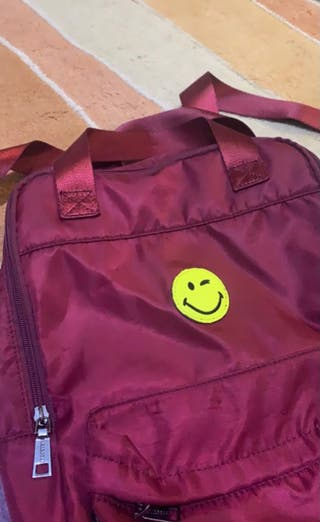 Mochila Smile Pull and Bear