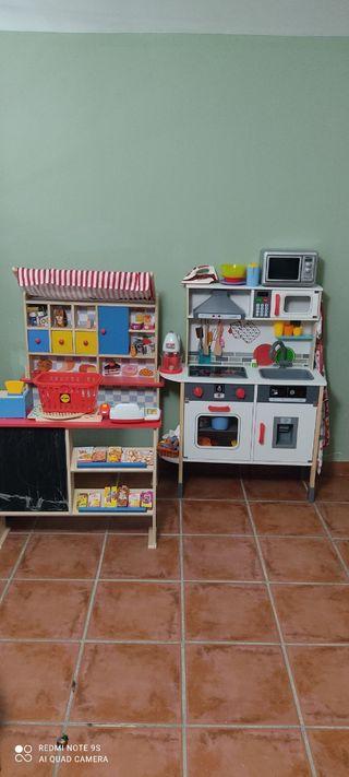 Tienda infantil