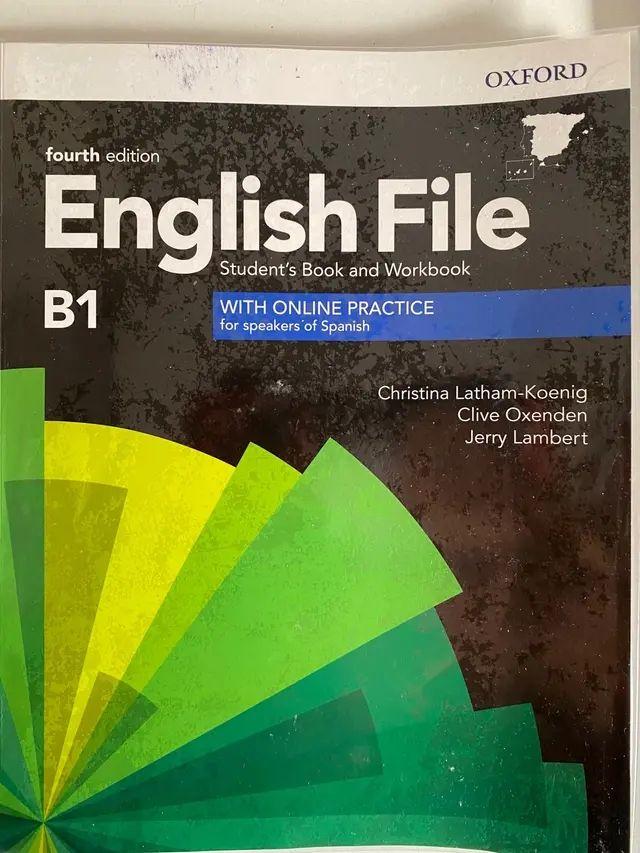 Libro De Ingles B1 Escuela Oficial De Idiomas De Segunda Mano Por 25 Eur En Calatayud En Wallapop
