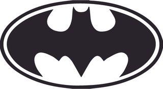 Vinilo Logo Batman