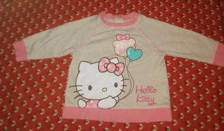 Jersey HELLO KITTY niña