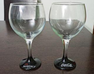 4 copas cóctel